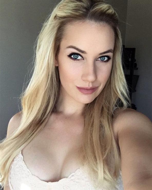 Roban Fotos De La Golfista Más Sexy Del Mundo Totalmente Desnuda