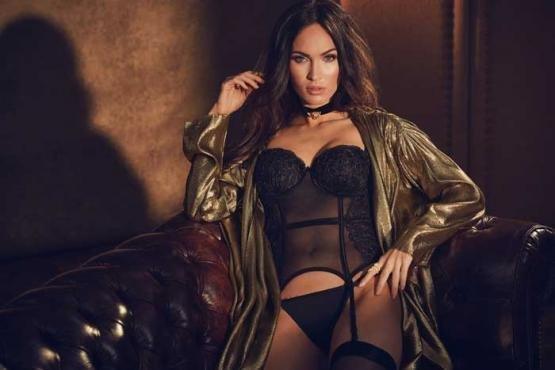 gran descuento venta 100% de satisfacción gran selección de 2019 Megan Fox presume su cuerpo en una sesión para una exclusiva ...