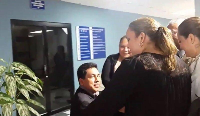 Alcalde de Apopa, Elías Hernández en tribunales