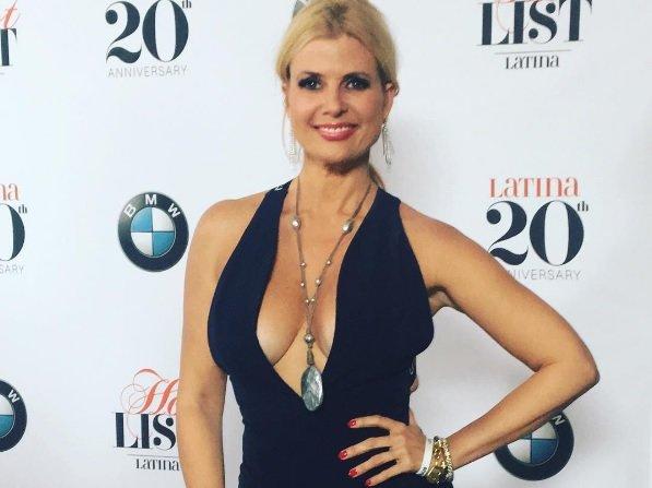 A Sus 40 Años Así Luce Sissi La Sensual Exmodelo De Sábado Gigante