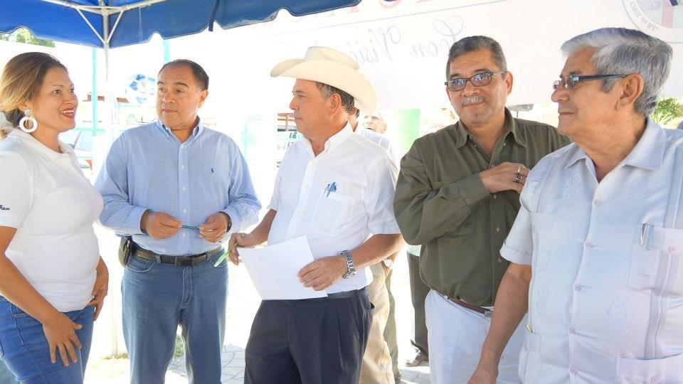 Francisco Merino y Juan Samayoa