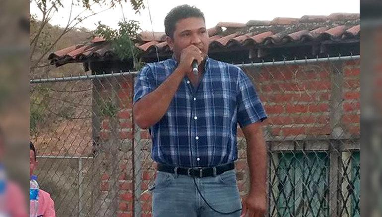 Alcalde de Pasaquina