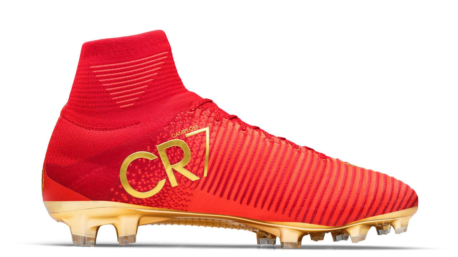 d230214acfbe8 Estas son las nuevas botas que lucirá Cristiano Ronaldo en la Copa ...