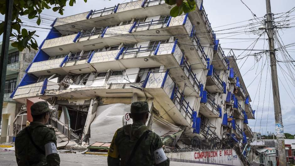 Terremotos Más Relevantes En América Latina Desde 2000 Al 2019