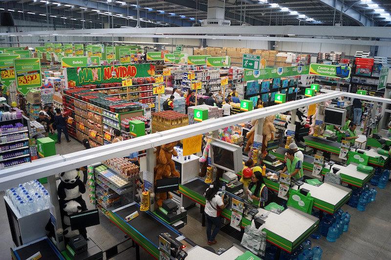 Walmart abre Maxi Despensa en San Vicente - Negocios - Diario ...