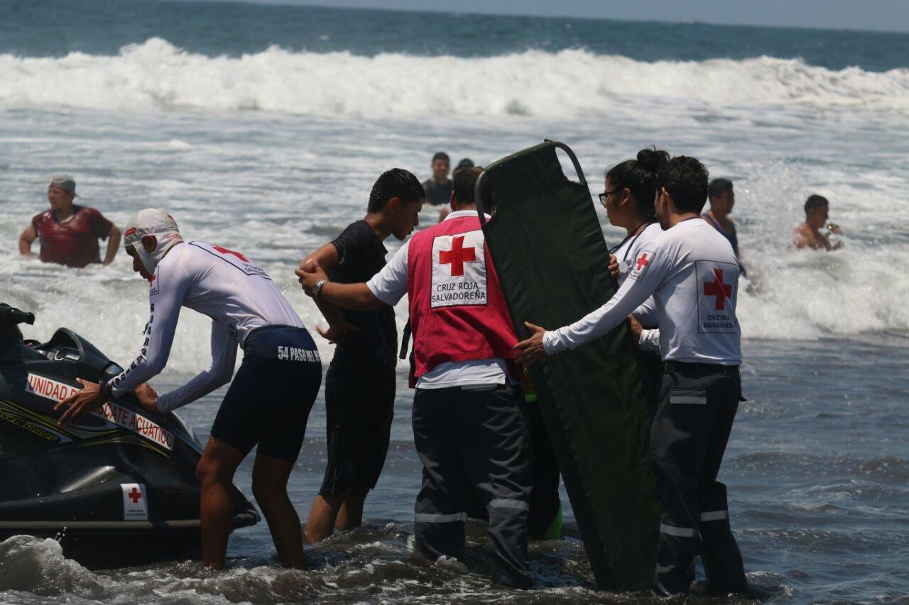Right! Salvadorenas en la playa valuable information