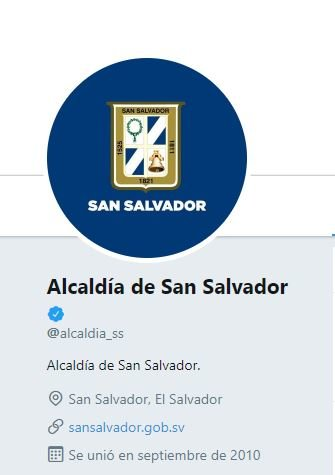 Alcaldia De San Salvador Elimina Simbolos Creados Por Bukele Y