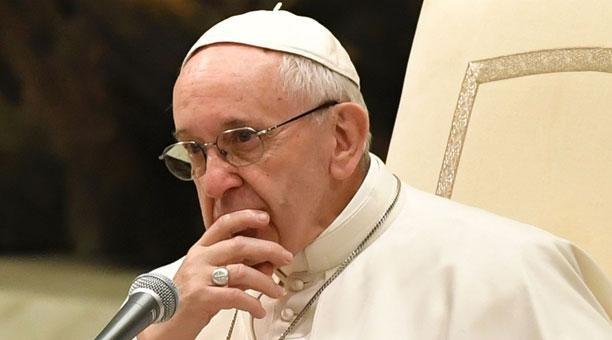 Resultado de imagen para Papa Francisco, preocupado por posible derramamiento de sangre en Venezuela