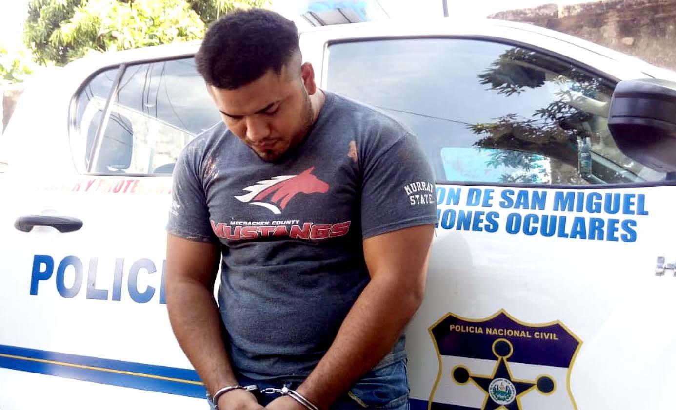Marvin Omar Castro Rodríguez el violador en serie 4