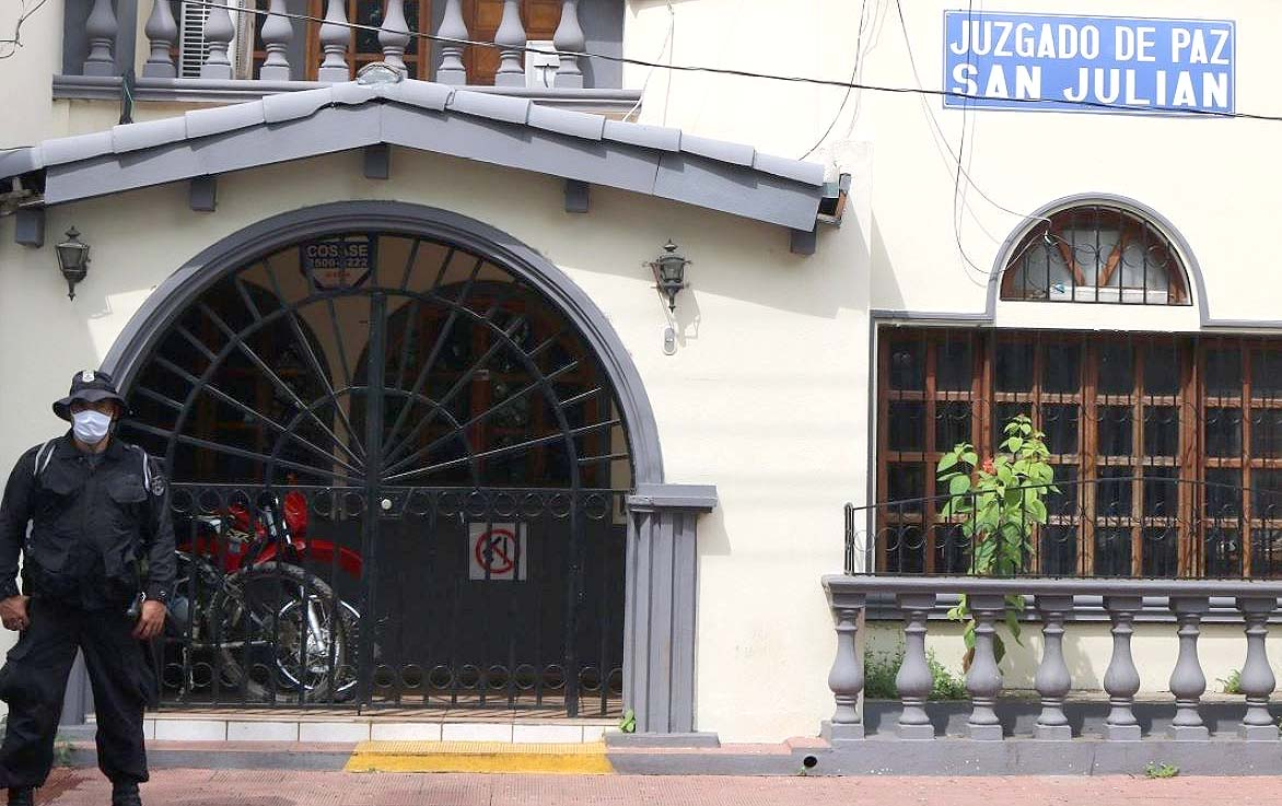 Juzgado de Paz de San Julián Sonsonate