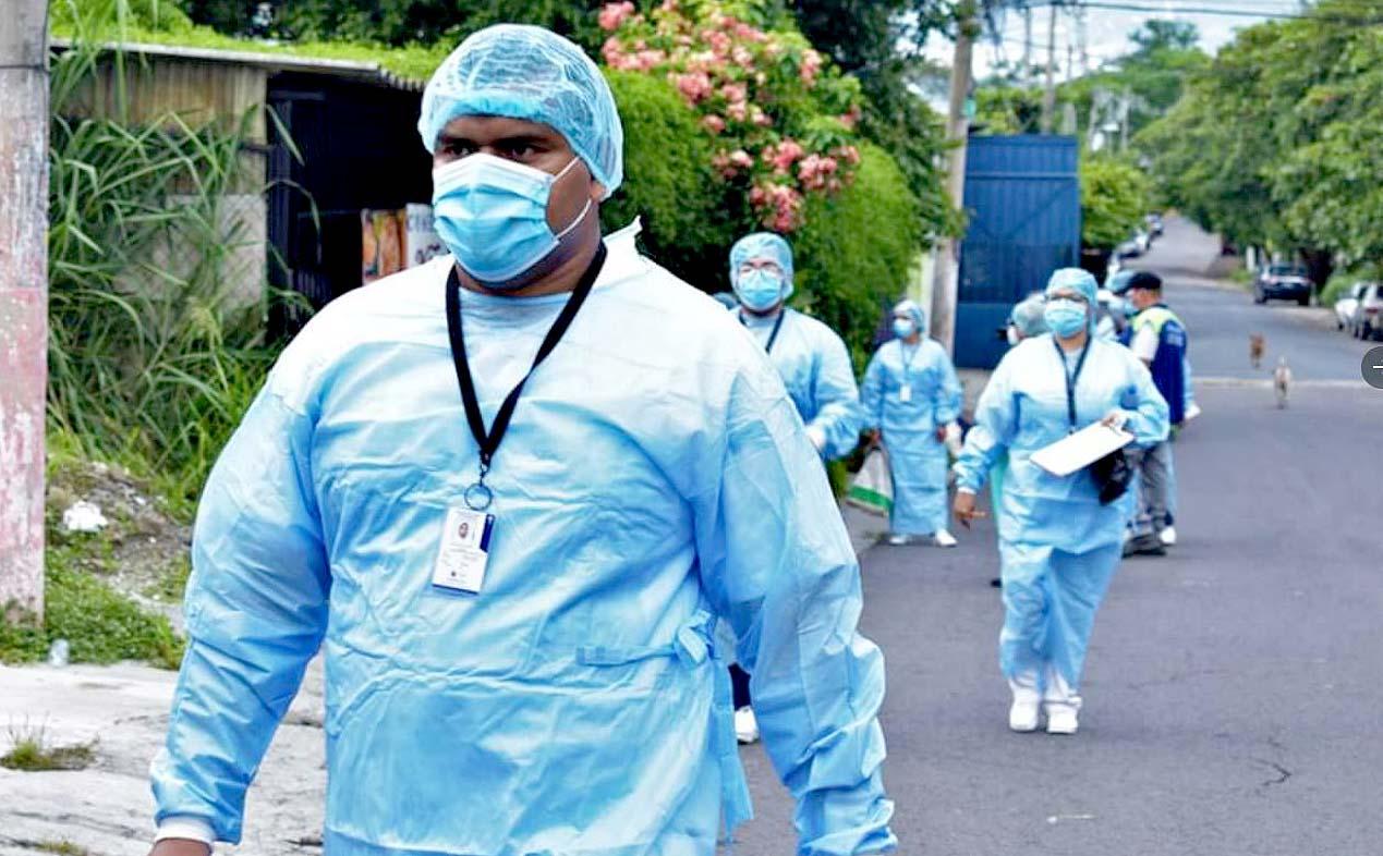 Bukele pide extremar medidas sanitarias en San Miguel y Soyapango por ser epicentros de Covid-19