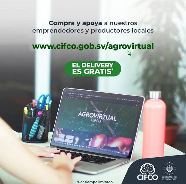 CIFCO inicia primera feria virtual: Agrovirtual