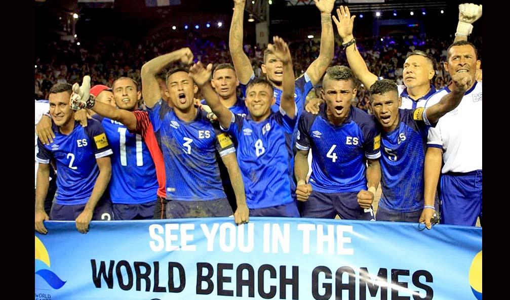 VIDEO: Jugador de la Selecta de playa recuerda momentos de gloria cuando clasificaron al mundial en el Cifco