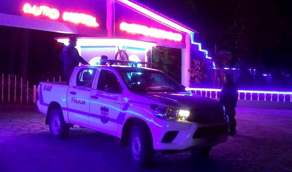 Policía verifica moteles, prostíbulos y centros nocturnos por casos de trata y tráfico ilegal de personas