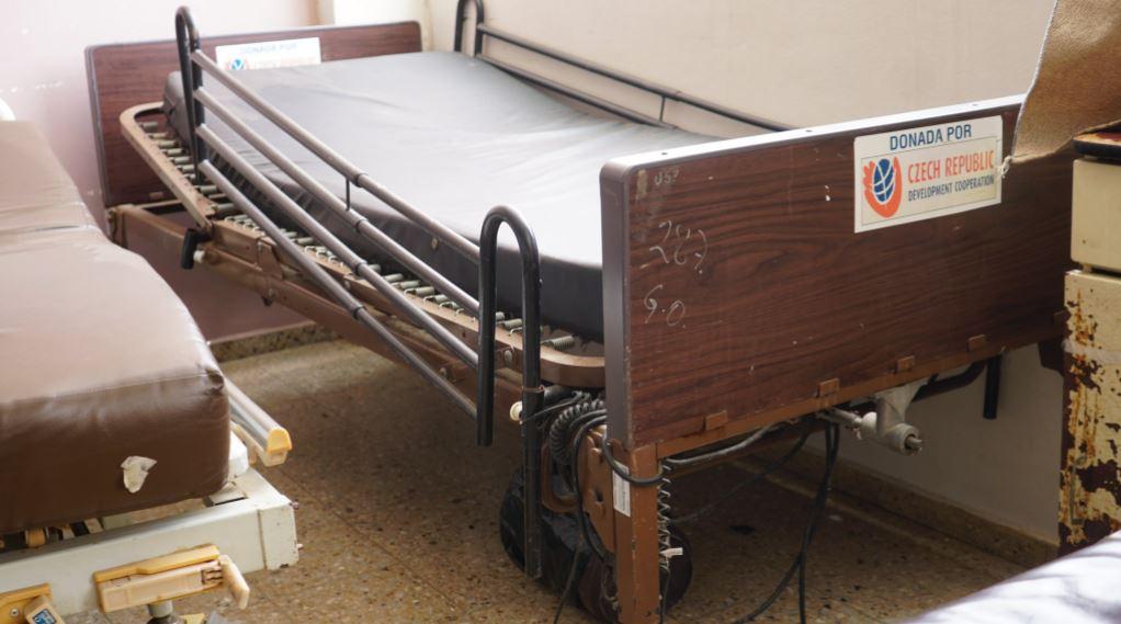 FOTOS: Presidencia ordena cambiar todas las camas hospitalarias del sistema  de salud pública - Servicios - El Salvador Times
